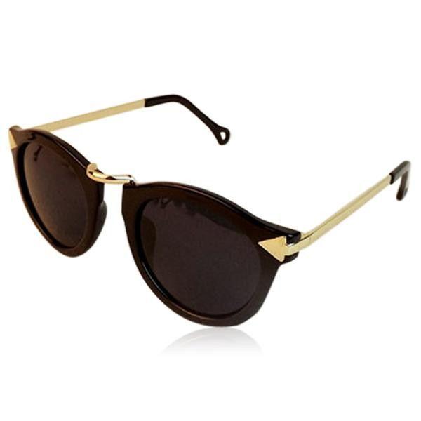 Rio de Janeiro - Metal Frame Round Sun Glasses UV400 Unisex