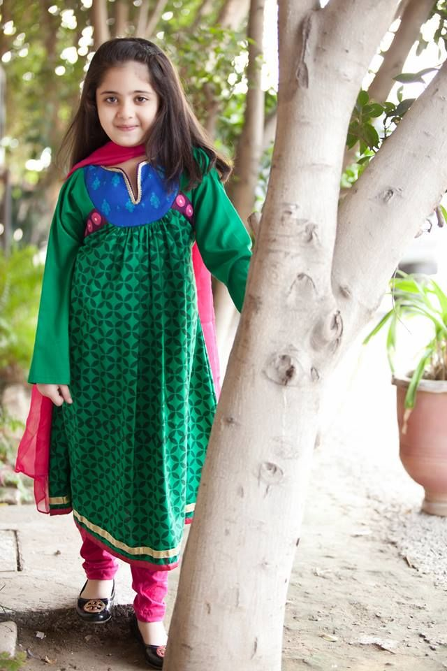 pakistani dress designs for girls  maria b kids