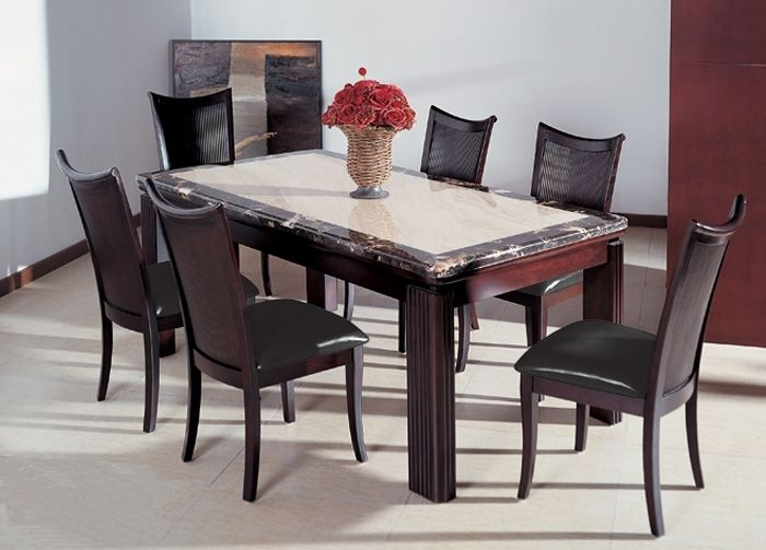 marble dining room tables yahoo image search results marble rh in pinterest com