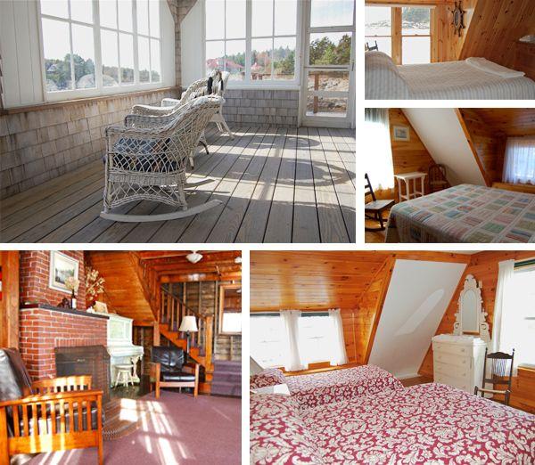 Bailey Island Maine Hotel The Driftwood Inn On Water Near