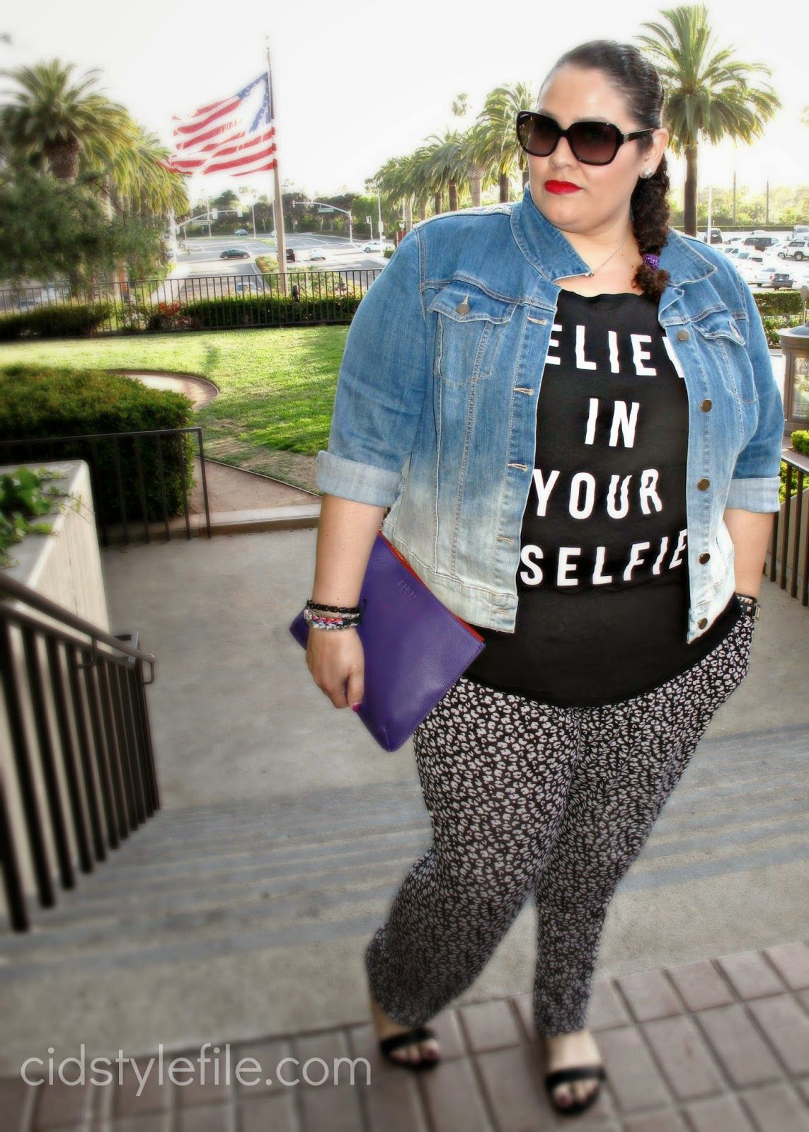 5338ba51fde4 Believe In Your  Selfie one of my favorite outfits  ootd  psfashion. Find  this Pin and more on Cid Style File ...