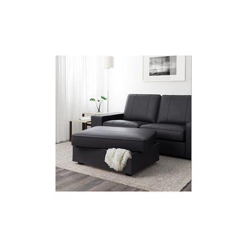 הדום kivik  ikea kivik footstool living rooms ikea