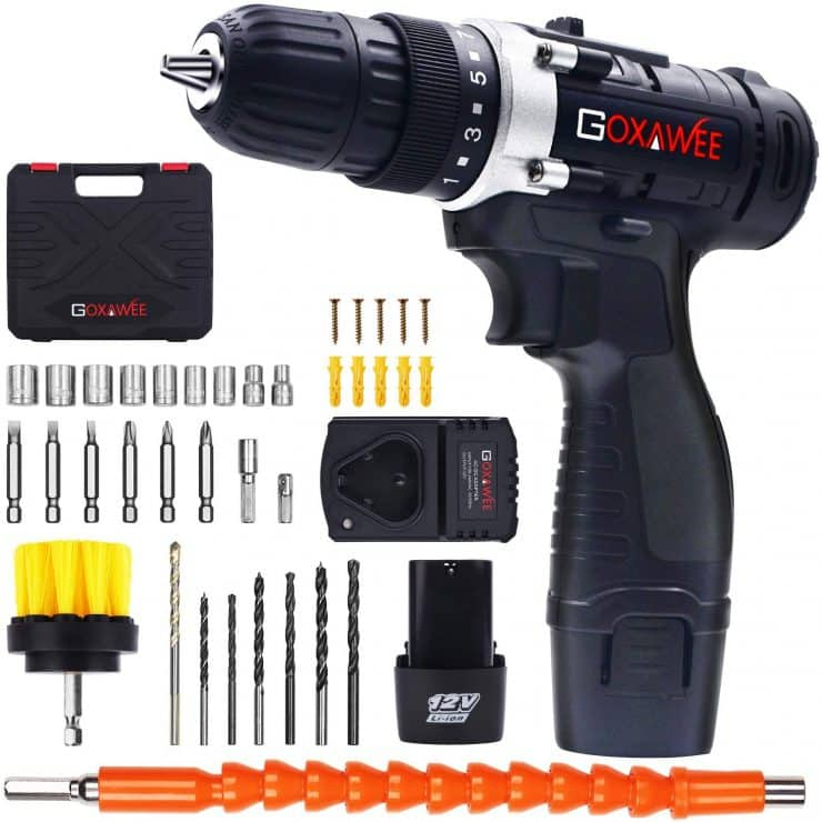 Top 10 Best Cordless Hammer Drills In 2020 Reviews Buyer S Guide In 2020 Cordless Hammer Drill Cordless Drill Drill