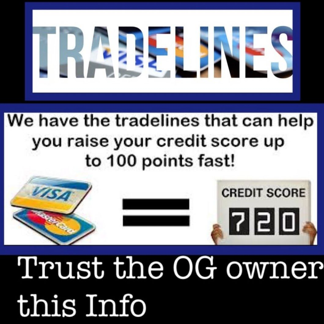 tradelinequeen : I will provide you primary tradelines for any