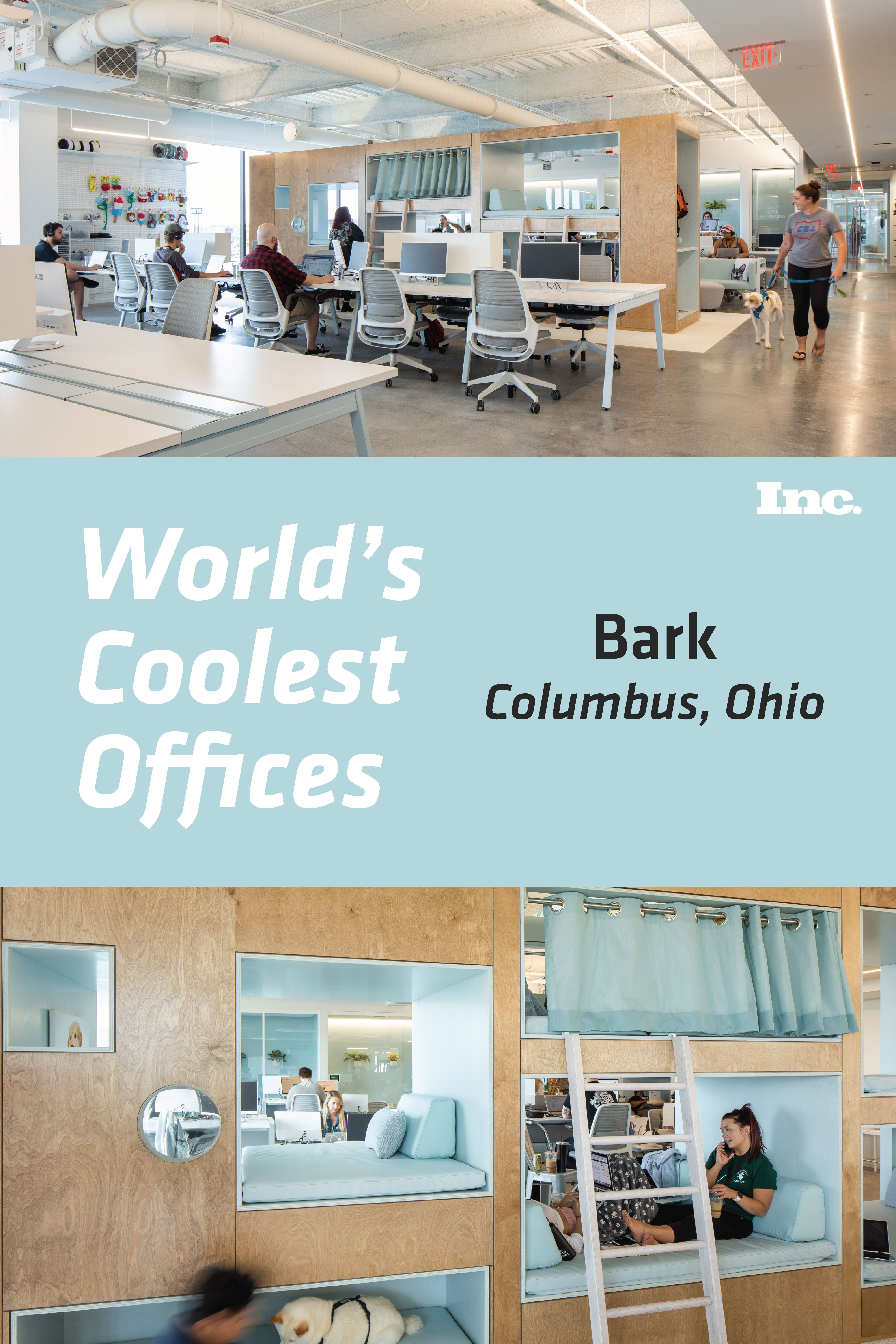 Here They Are The World S 10 Most Beautiful Offices Of 2019 In
