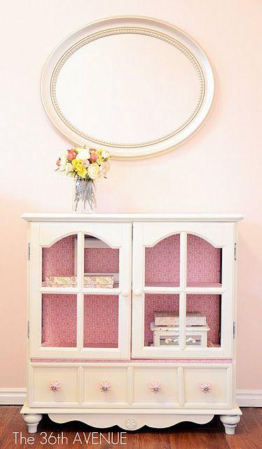 Mimi's Bedroom {Part ONE #furnitureredos