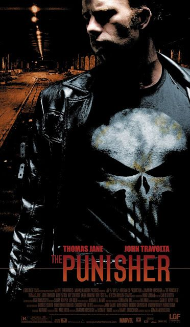 Film And Cinema Parareviews The Punisher 2004 Punisher Film The Punisher