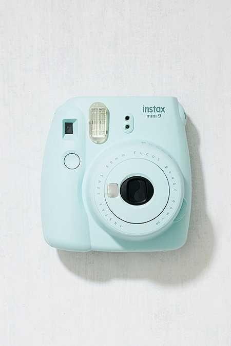 Fujifilm - Appareil photo instantané Instax Mini 9 bleu glacier 105,00 € fec640ea73fb