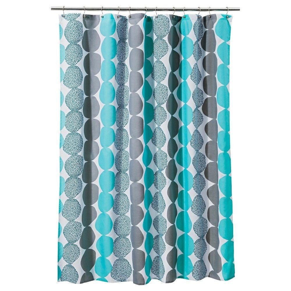 room essentials circle shower curtain