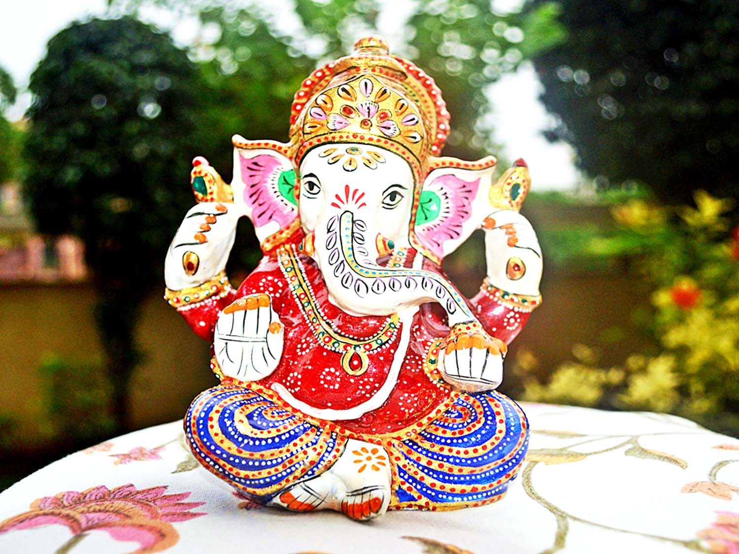 best eye catching lord vinayaka hd images and wallpaper indian