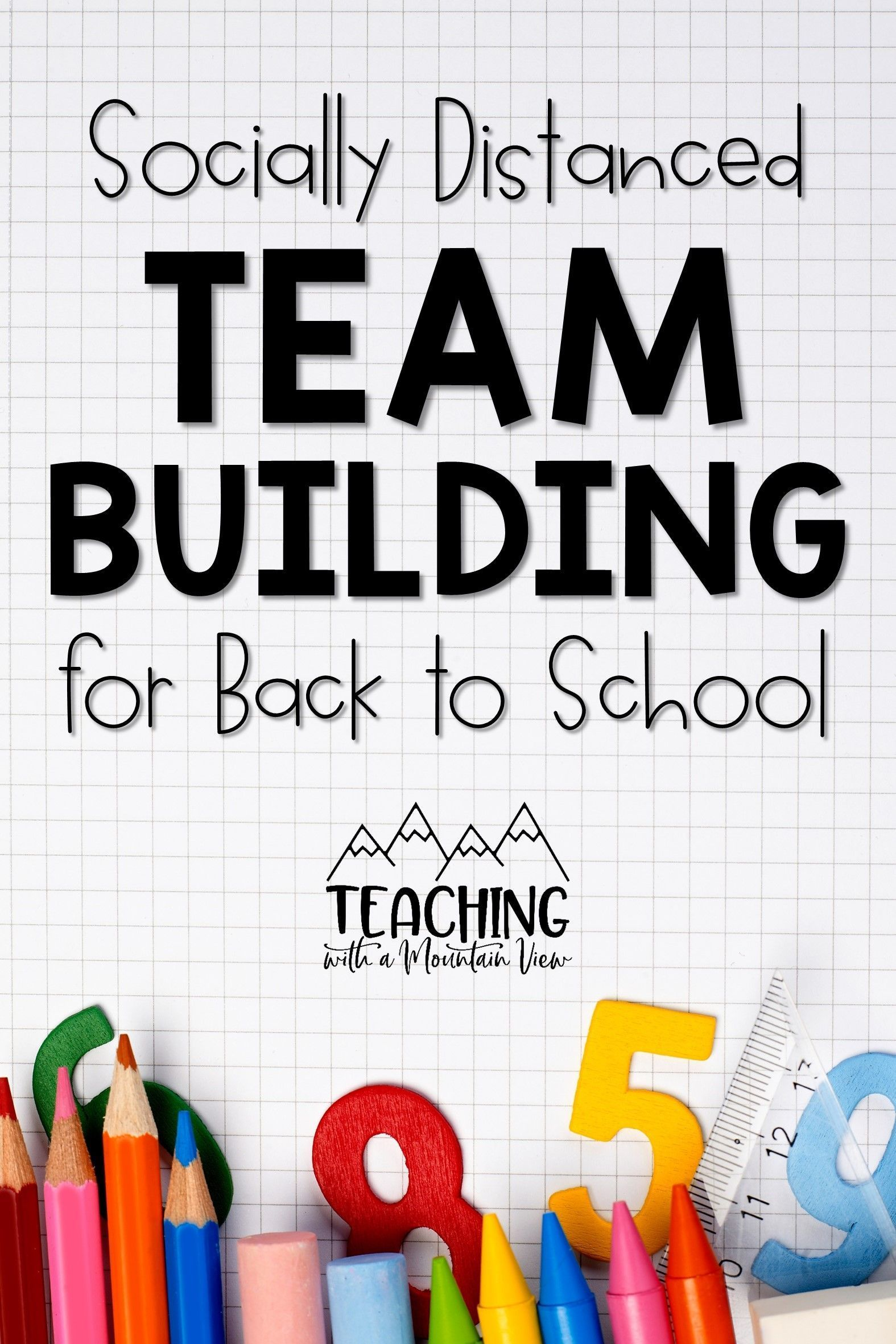 Ice Breakers For Social Distancing And Virtual Classrooms First Day Of School Activities School Team Building Activities School Team Building