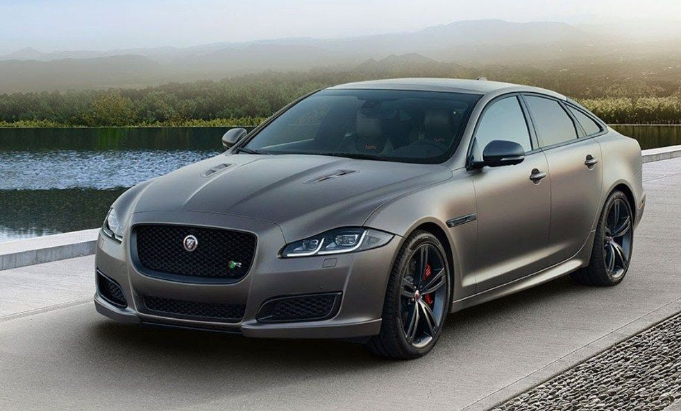 2019 Jaguar XJR575 Review And Price | 2017-2018 Car ...