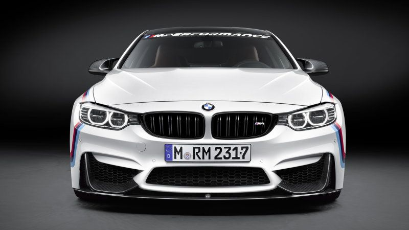 Showcases M2  M4 With M Performance Parts At Sema En 2020