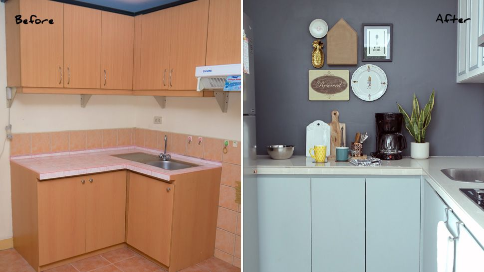 How Much Does It Cost To Renovate A Condo Kitchen Diy Kitchen Remodel Small Kitchen Design Philippines Galley Kitchen Remodel