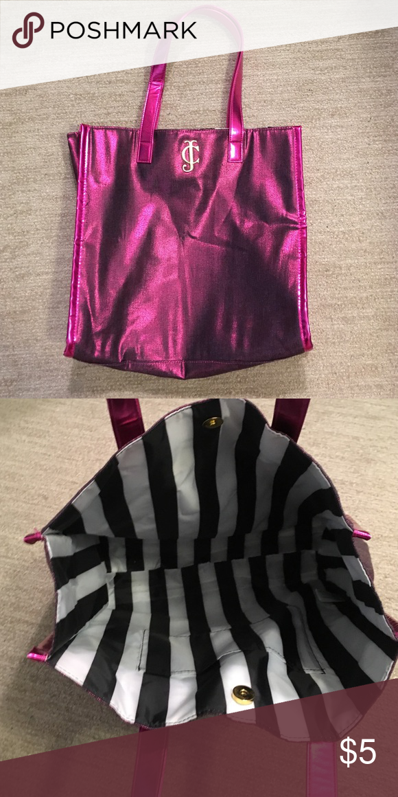 Juicy Couture Bag Used once Juicy Couture Bags