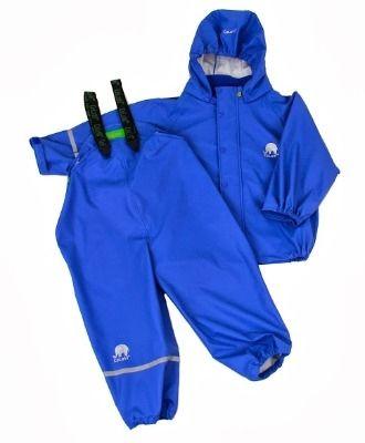 779058b6e CeLaVi Rainwear Suit - Ocean Blue - MyKidsTime Store www.mykidstimestore.com
