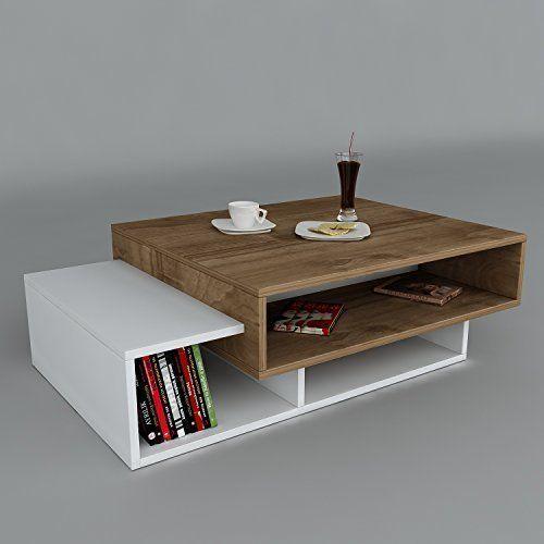 Couchtisch tab moderner wohnzimmertisch in trendigem for Salontisch design