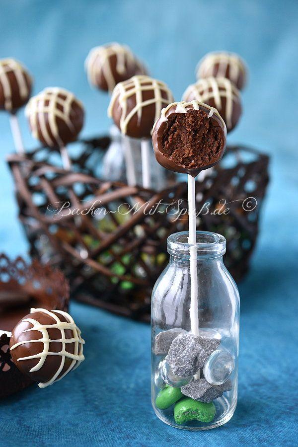 Schoko- Cake Pops – Patisserie