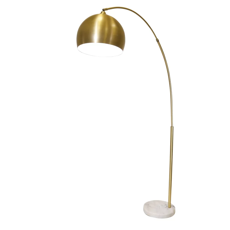 Bianchi 77 Arched Floor Lamp Arched Floor Lamp Lamp Floor Lamp