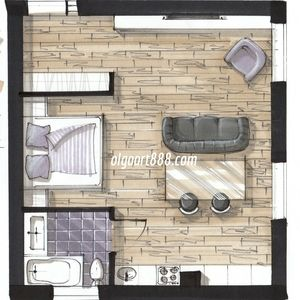 Interior drawing sketching hand rendering floor plan design ideas materials also with markers my video courses book blog rh cl pinterest