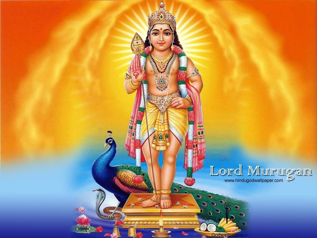 Lord Murugan Lord Subramanya Swamy Hd Wallpapers Images Pictures