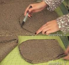 Resultado de imagen de gorro de lana paso a paso