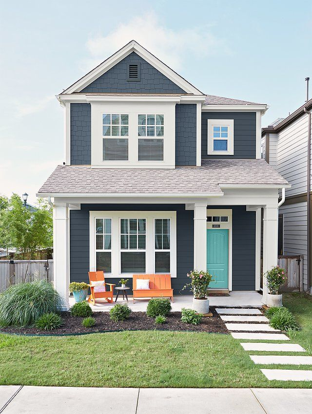 our favorite exterior color combinations in 2020 house on exterior house paint colors schemes id=70280