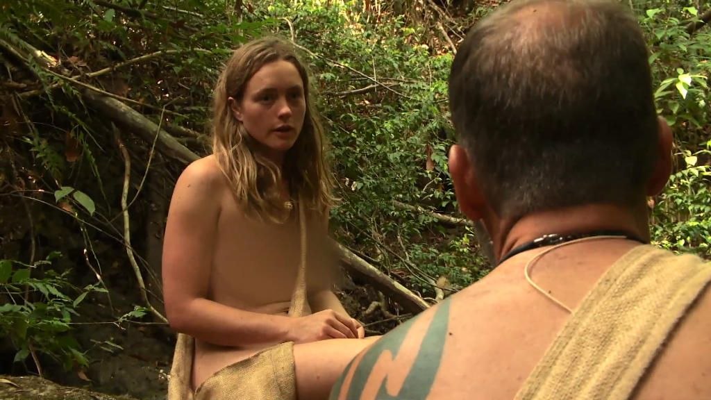 Official Site  Watching Nakedandafraid  One With Nature -5276