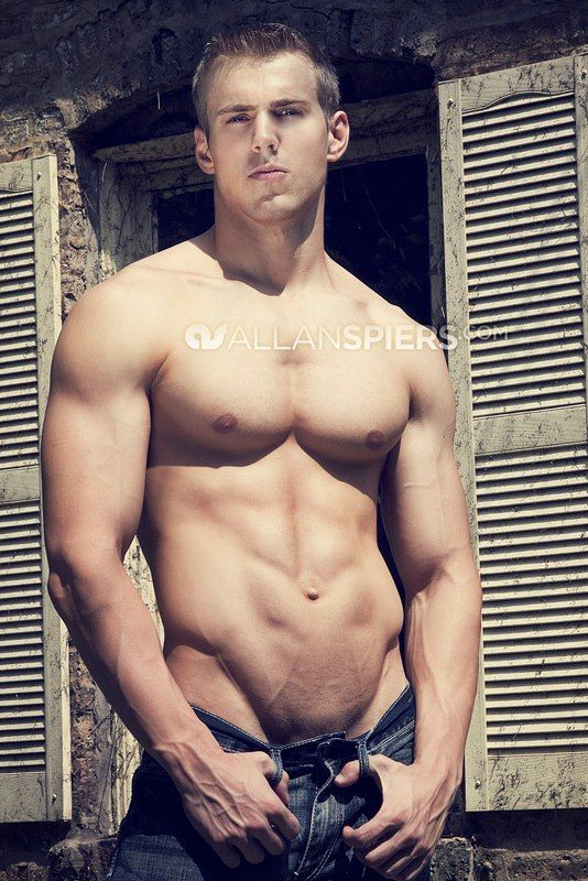 Josh Burkard (bodybuilder and model)