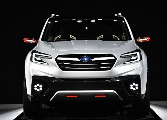 2018 Subaru Forester Reviews Redesign Change Rumors Price