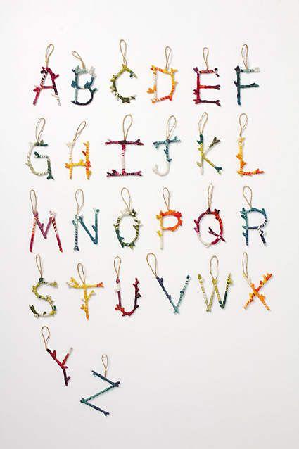 Alphabranch Monogram
