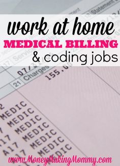 Medical Billing And Coding From Home  Medical Billing Medical