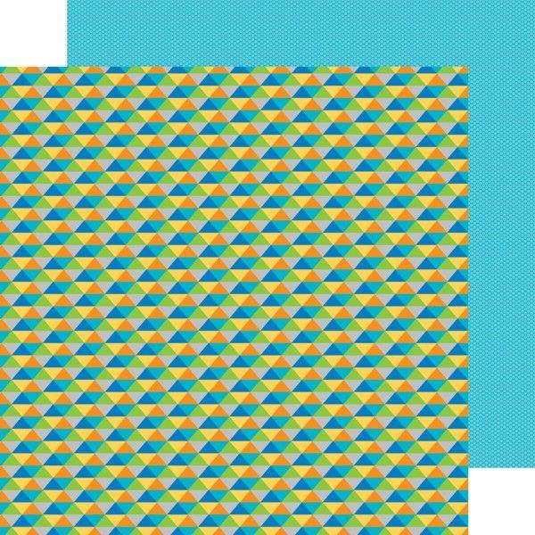 Doodlebug Design's Hip Hip Hooray Collection  Item:4146 kaleidoscope double…