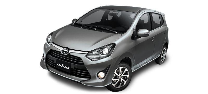 Toyota Wigo 1 0 Trd A T In 2020 Trd Toyota Wigo