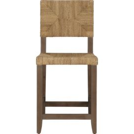 Marvelous Fiji Counter Stool Crate And Barrel Mom And Dads House Gmtry Best Dining Table And Chair Ideas Images Gmtryco