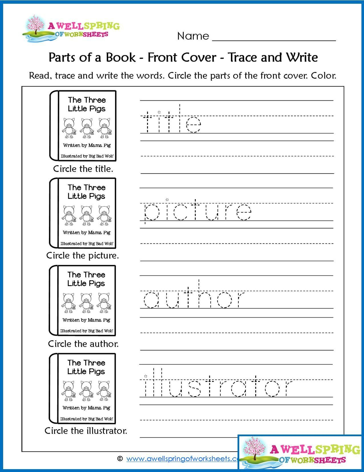 Worksheets By Subject