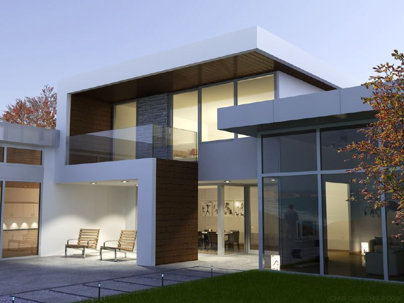Show some of your Renderings | Architecture | House front