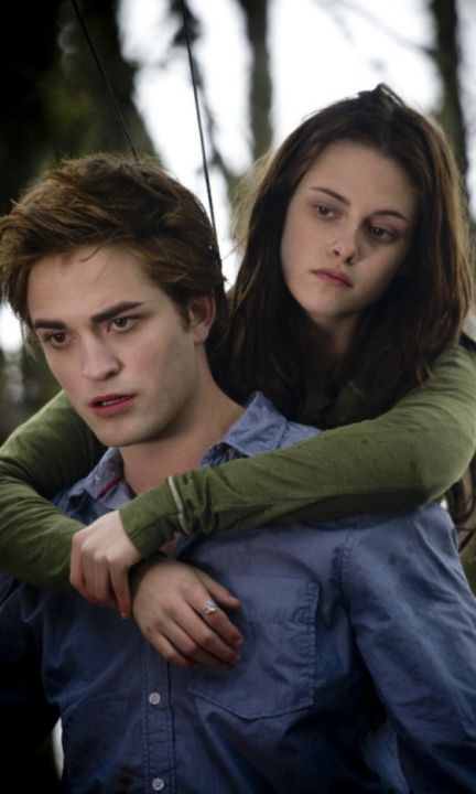 Twilight - Edward Cullen & Bella Swan (Robert Pattinson and Kristen Stewart)