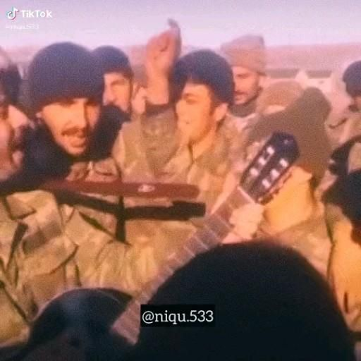Video Azerbaijan Soldier Sene