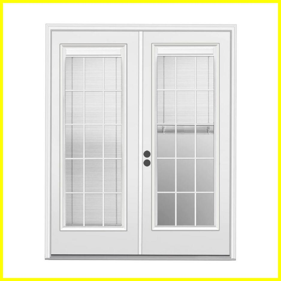 113 Reference Of French Patio Doors With Blinds Between Glass Canada In 2020 French Doors Patio Exterior Sliding French Doors Patio Hinged Patio Doors