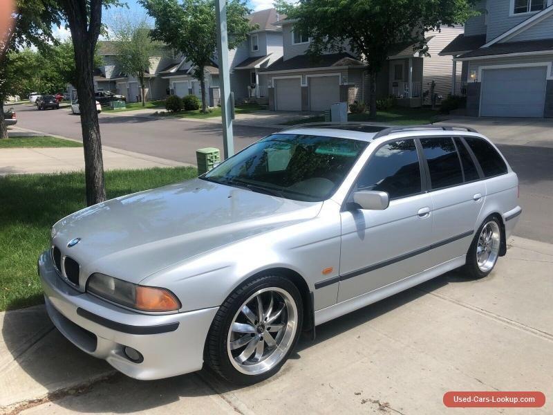 Car For Sale Bmw 5 Series M Sport Wagon