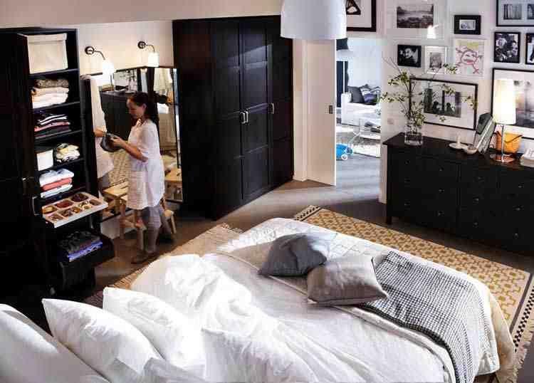 Black Bedroom Furniture Ikea Bedroom Furniture Design Black