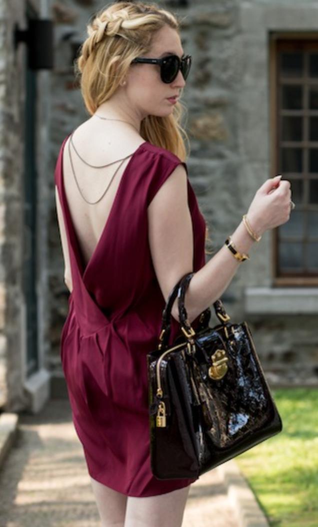 915e003d23f Louis Vuitton Melrose Avenue bag