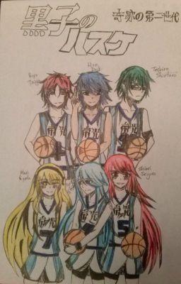 "Deberías leer "" Kuroko no Basket Kiseki no Dainisedai "" en #Wattpad #detodo"