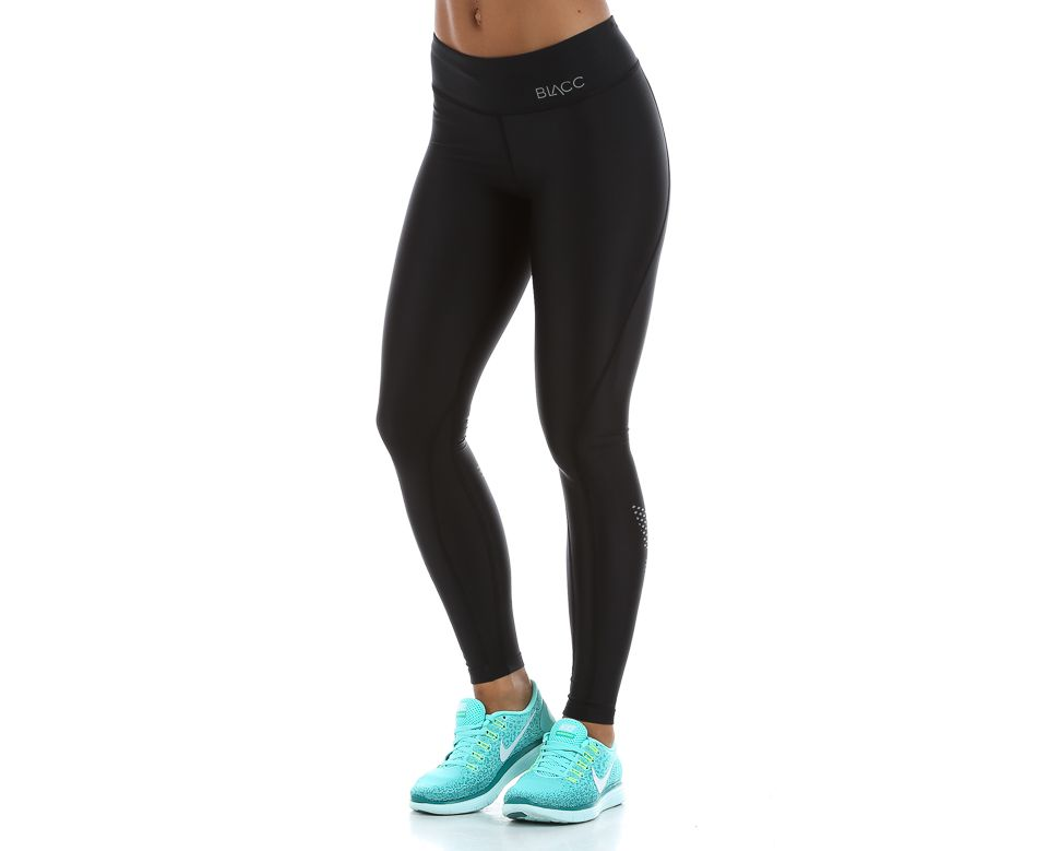 BLACC - Lava Compression tights | Trikoot | Musta   | Sportamore.fi koko S