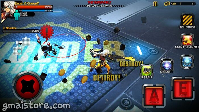 Game Smashing The Battle Stb Mod Apk Game Rpg Offline Unlimited