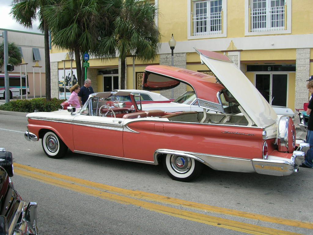 1959 Ford Fairlane retractable | Classic & Vintage Cars ...