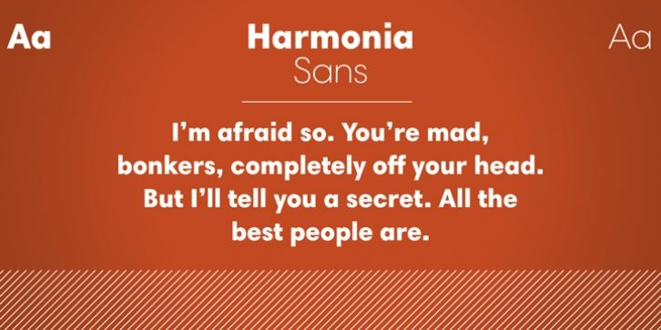 Harmonia Sans™ font download | Fonts in 2019 | Fonts, Truetype fonts