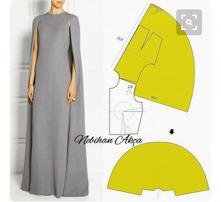 Cabo modelo de vestido / Los patrones simples / SECOND STREET ...