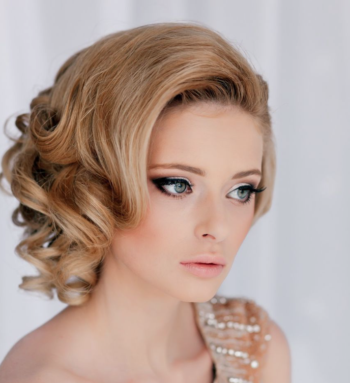 Wedding Hairstyle Ideas for Long Hair Chignon